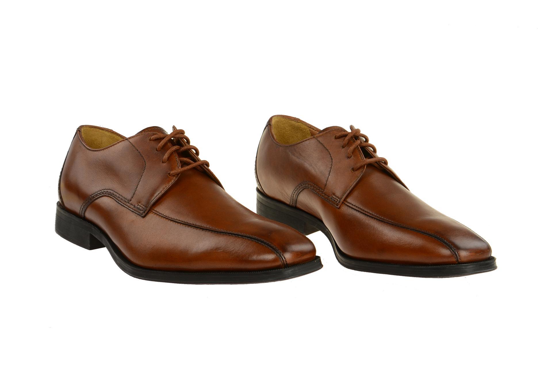 new product af303 64bc5 Details zu Clarks Schuhe GILMAN MODE braun Herrenschuhe elegante Halbschuhe  26130280 7 NEU