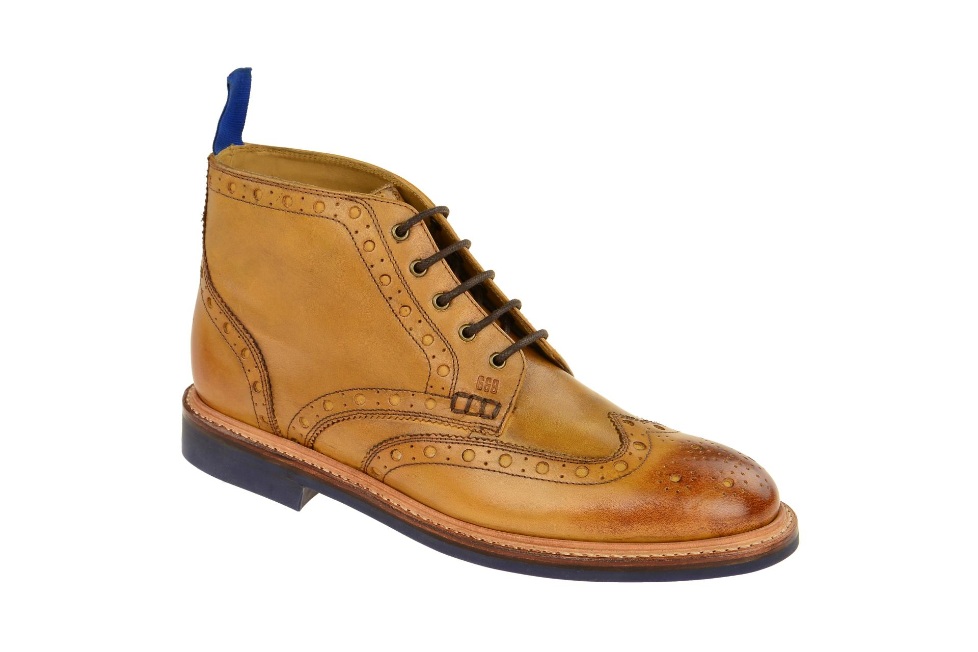 Gordon Bros Stiefel Harry braun 5039-G - Schuhhaus Strauch Shop 04703db03c