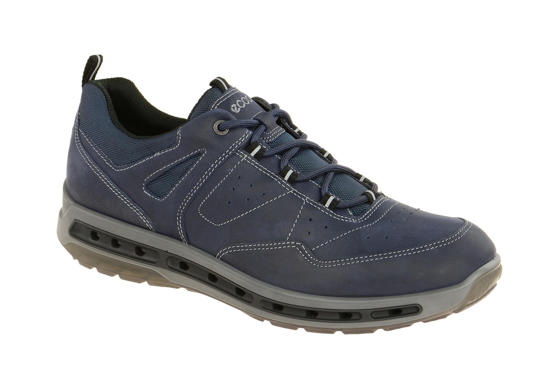 size 40 f7ec6 56234 ecco Cool Walk Schuhe blau GORE-TEX Surround