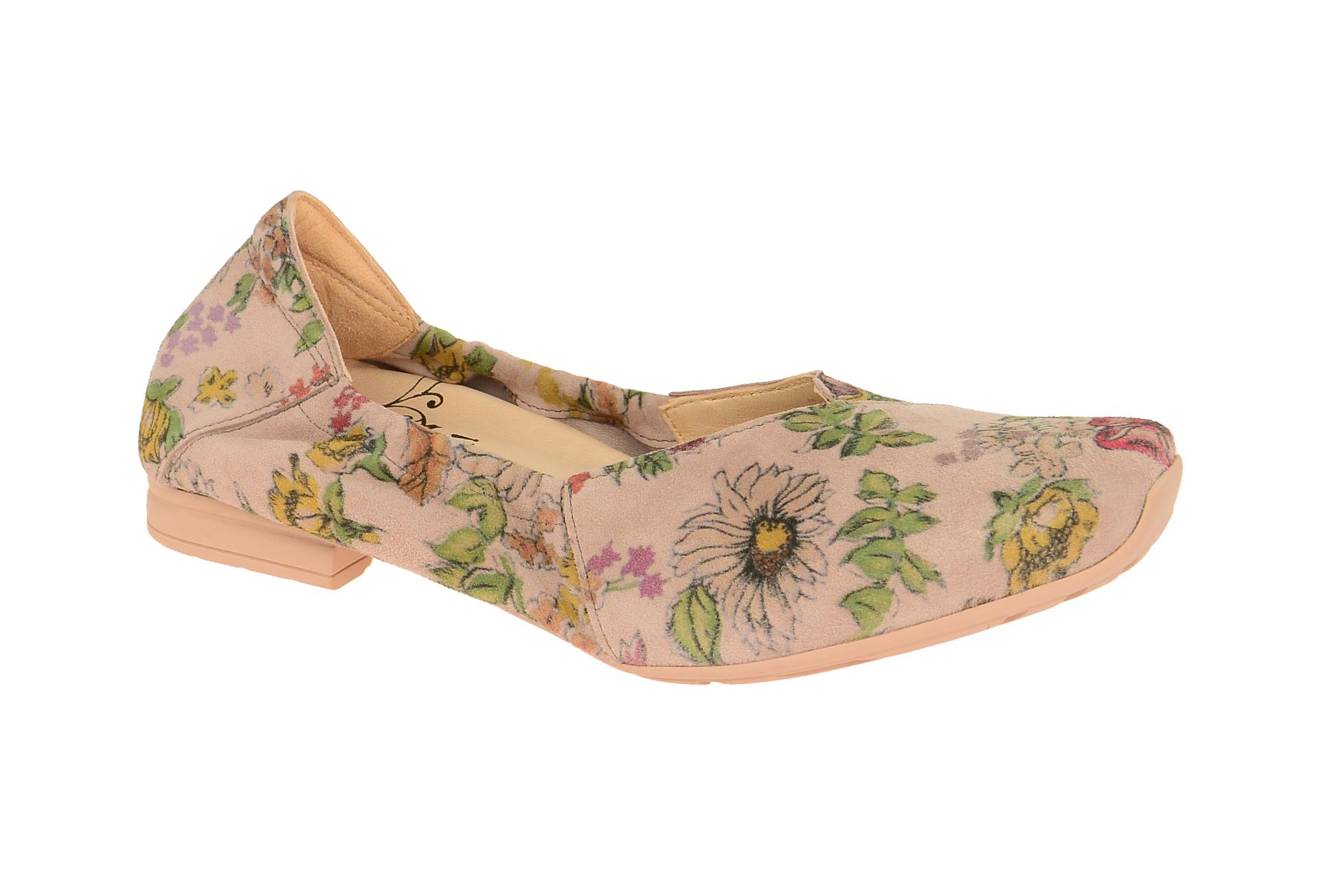 think schuhe gaudi pink ballerinas damen halbschuhe 2 82172 35 neu ebay. Black Bedroom Furniture Sets. Home Design Ideas