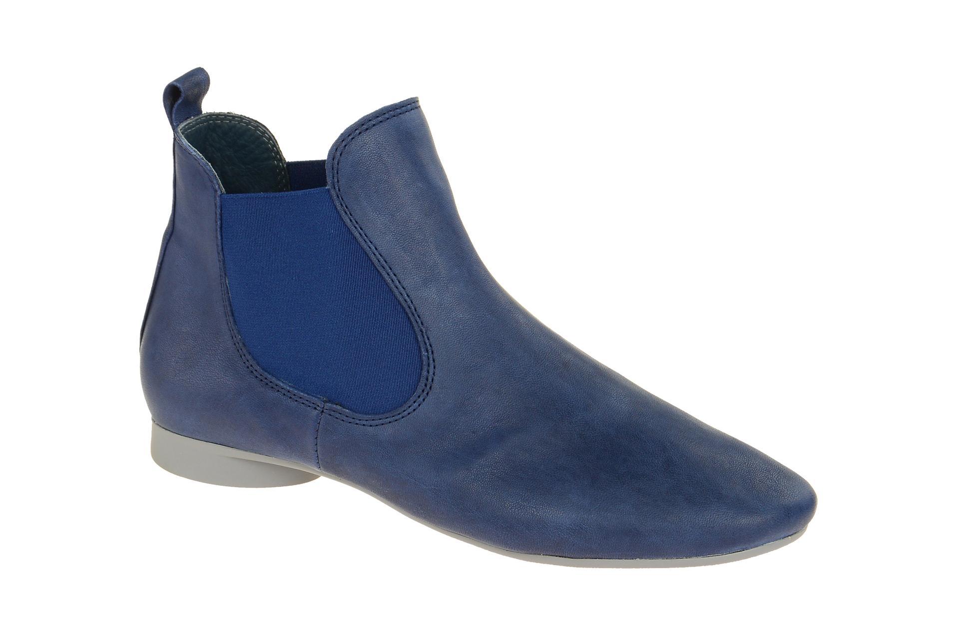 c9beee6cda0794 Think Guad Damen Stiefeletten blau capri - Schuhhaus Strauch Shop