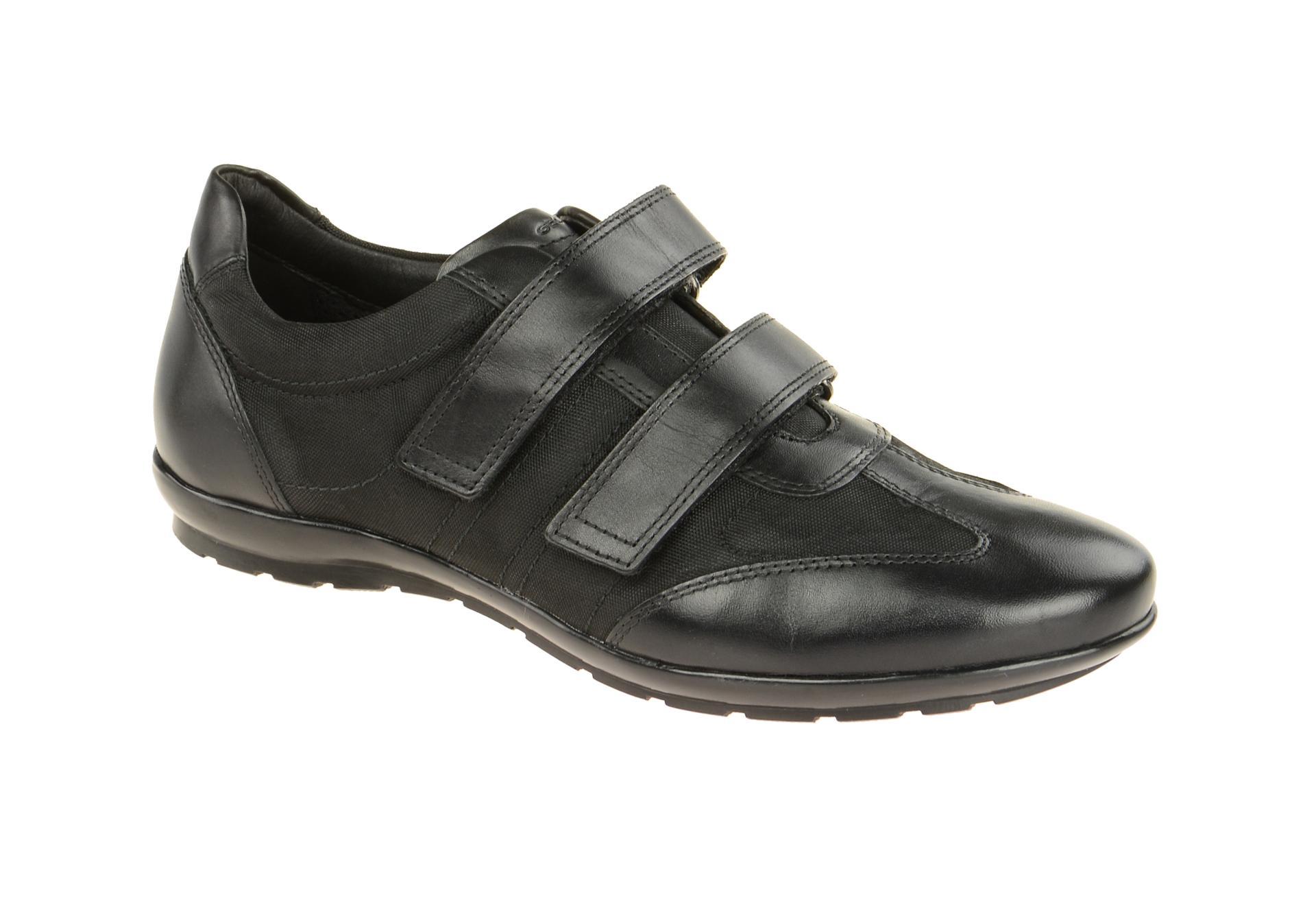Geox Symbol Schuhe schwarz U74A5D