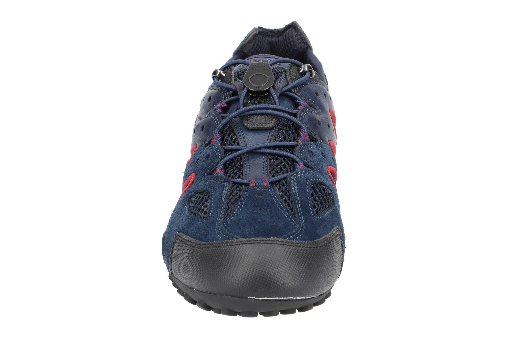 Geox Schuhe SNAKE blau Herrenschuhe Sneakers U4207J 02214 C4E7W NEU | eBay