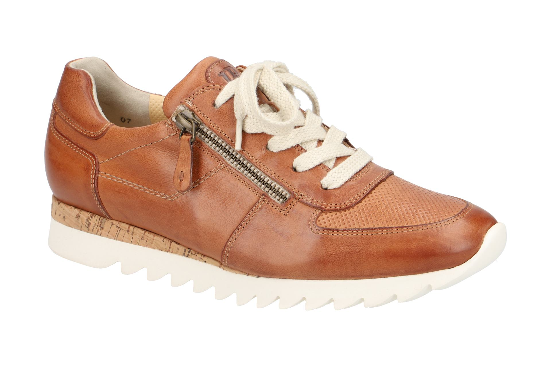 best service beff0 e4f97 Paul Green Schuhe Sneaker braun 4485-072