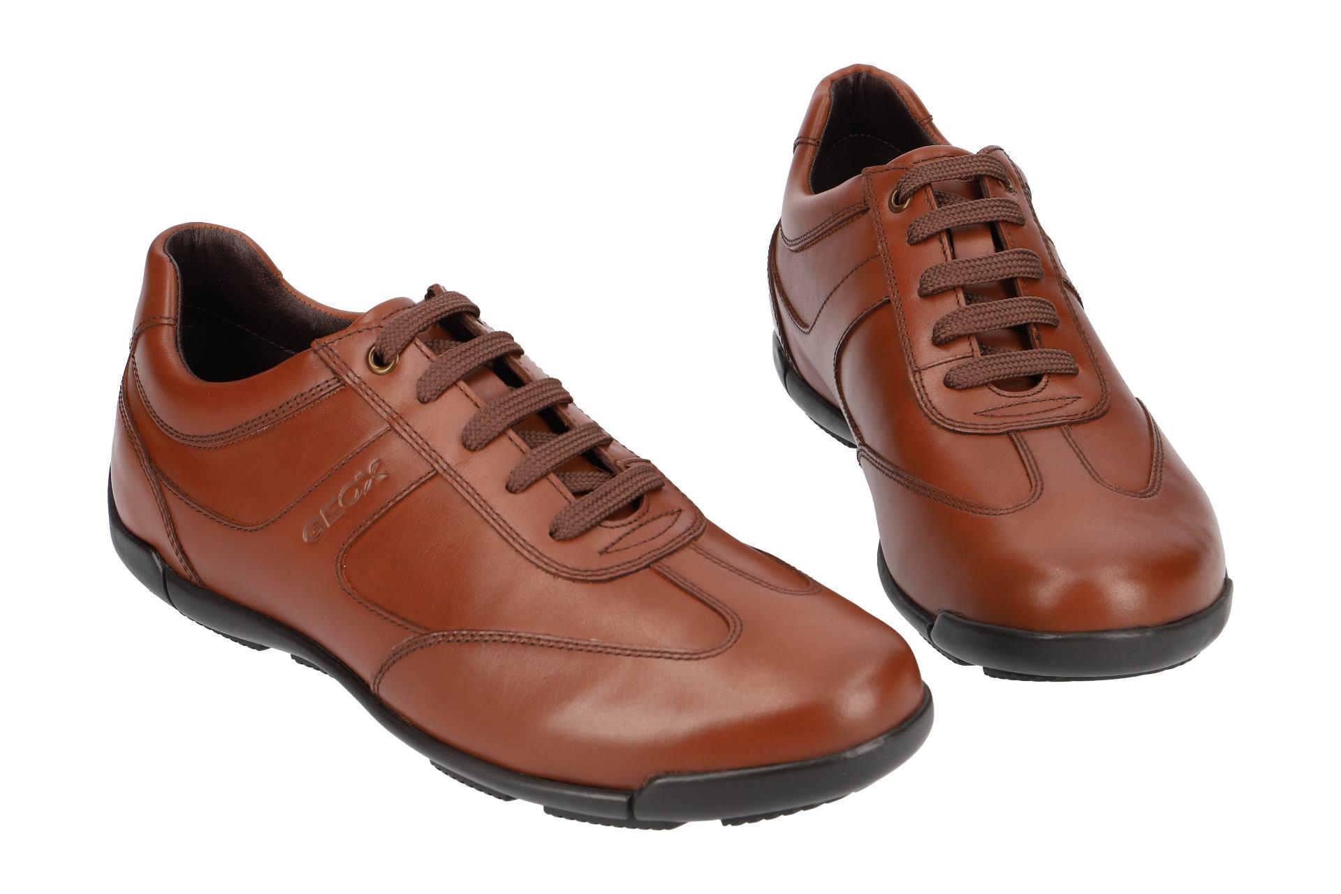 Schuhe Edgware Braun Sneakers C6001 U743bb Geox 043bc Herrenschuhe SMzVqUGp