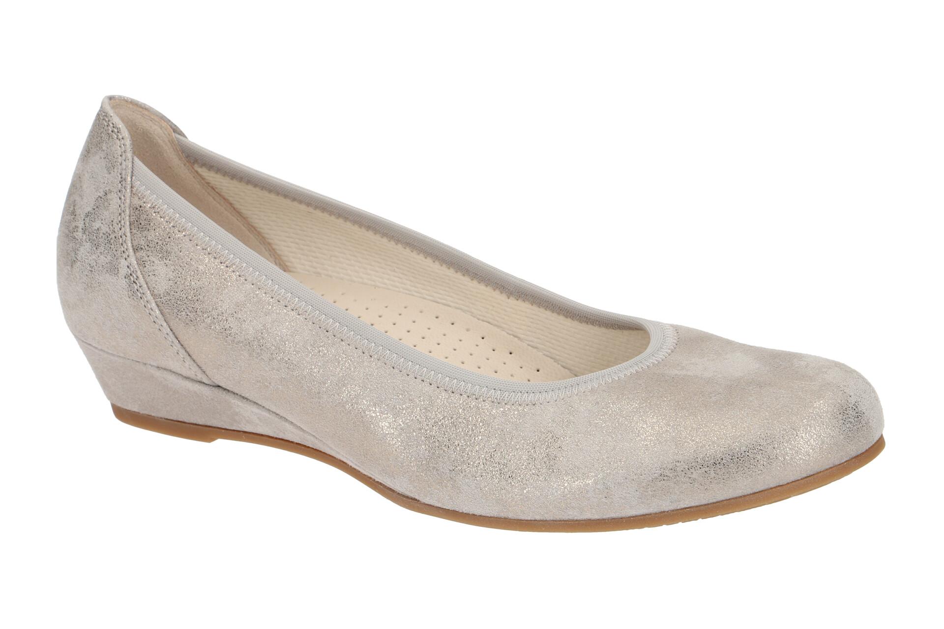 Gabor Neu Zu Kreta Ballerinas Details 93 690 Damen Schuhe Halbschuhe Grau 22 P0O8nwk