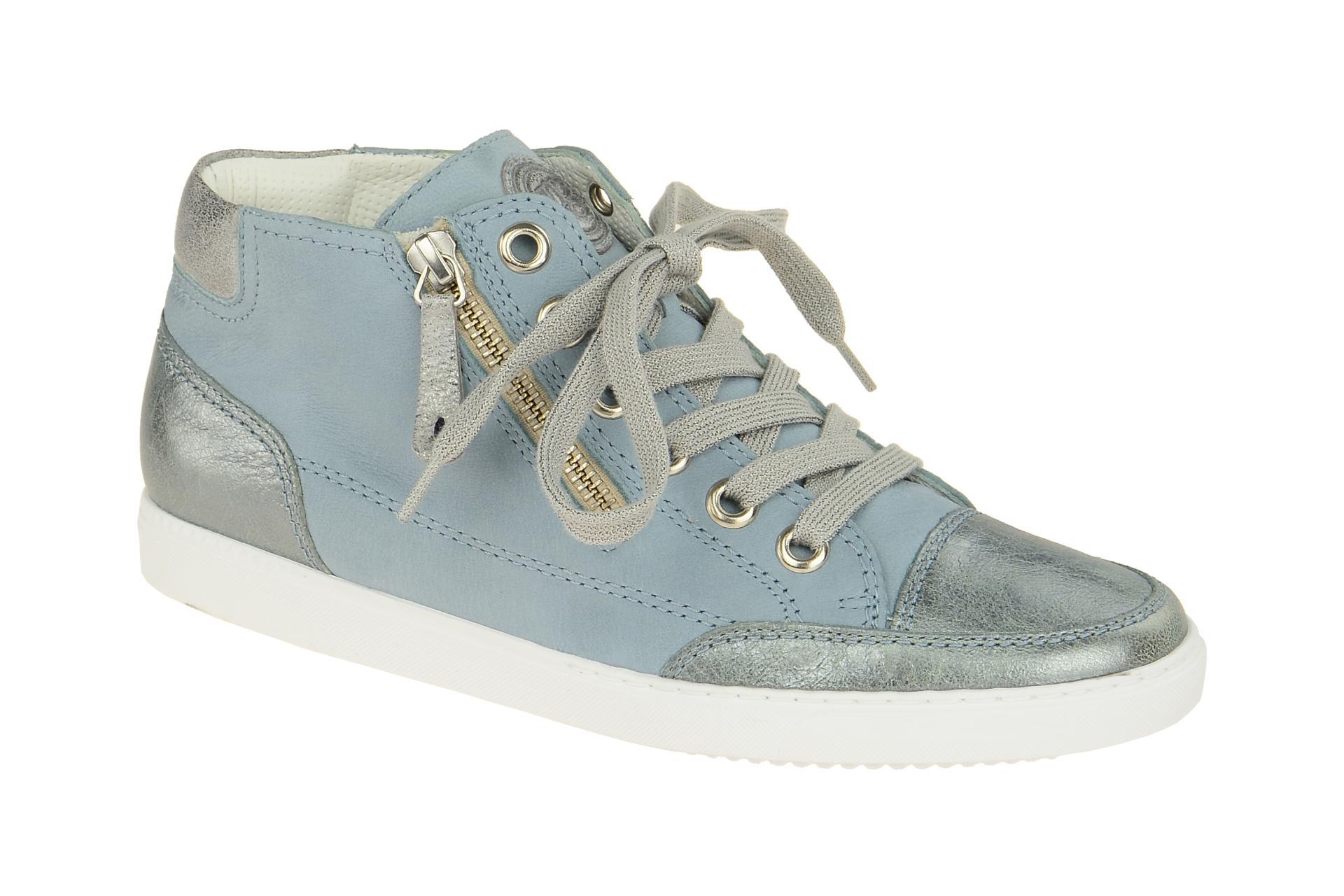 edfef123ac1998 Paul Green Sneaker Schuhe blau lago 4242 - Schuhhaus Strauch Shop