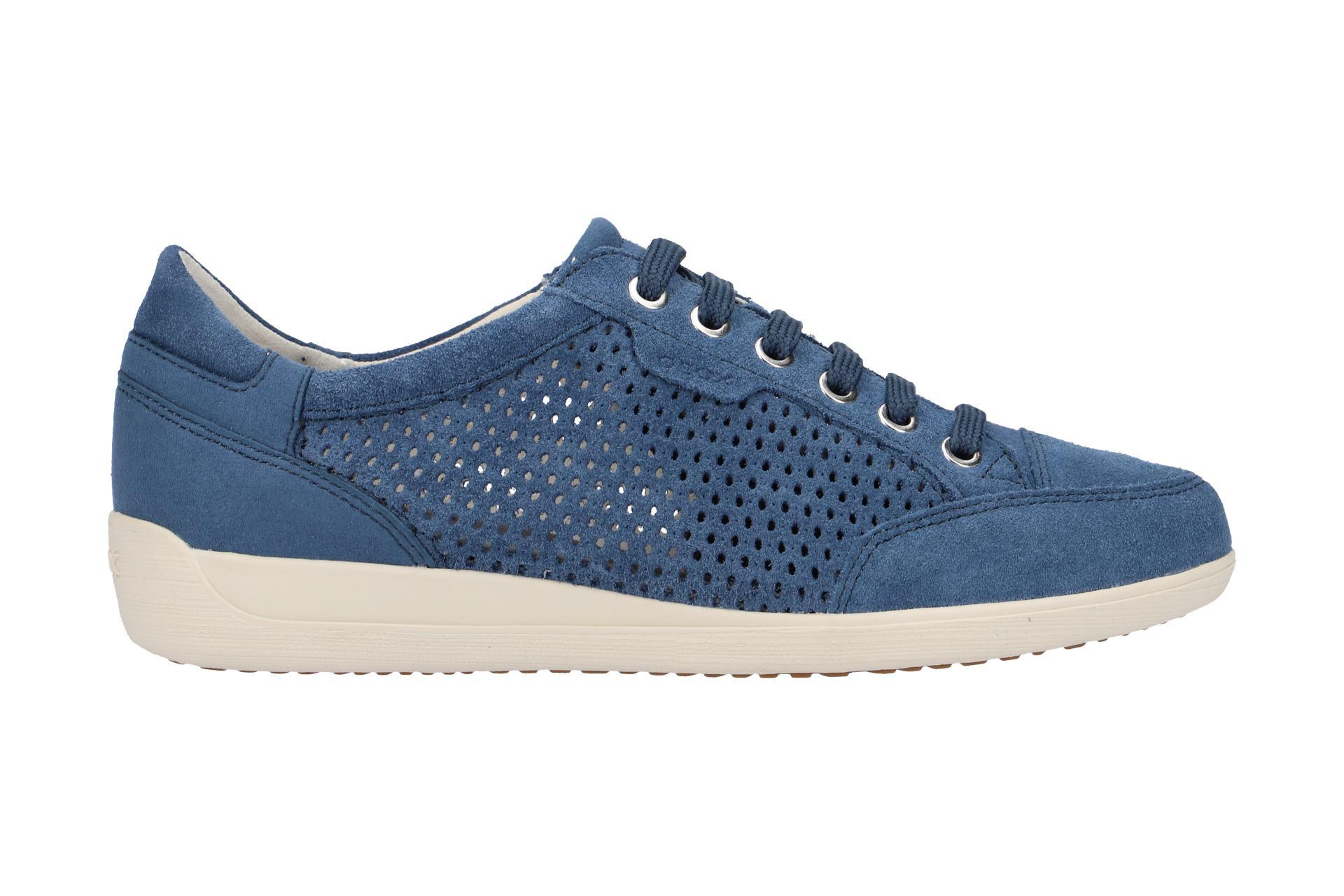 Schuhe Halbschuhe Blau Myria Details Damenschuhe D6268b C4008 Neu 00022 Geox Zu Y7Im6vfybg