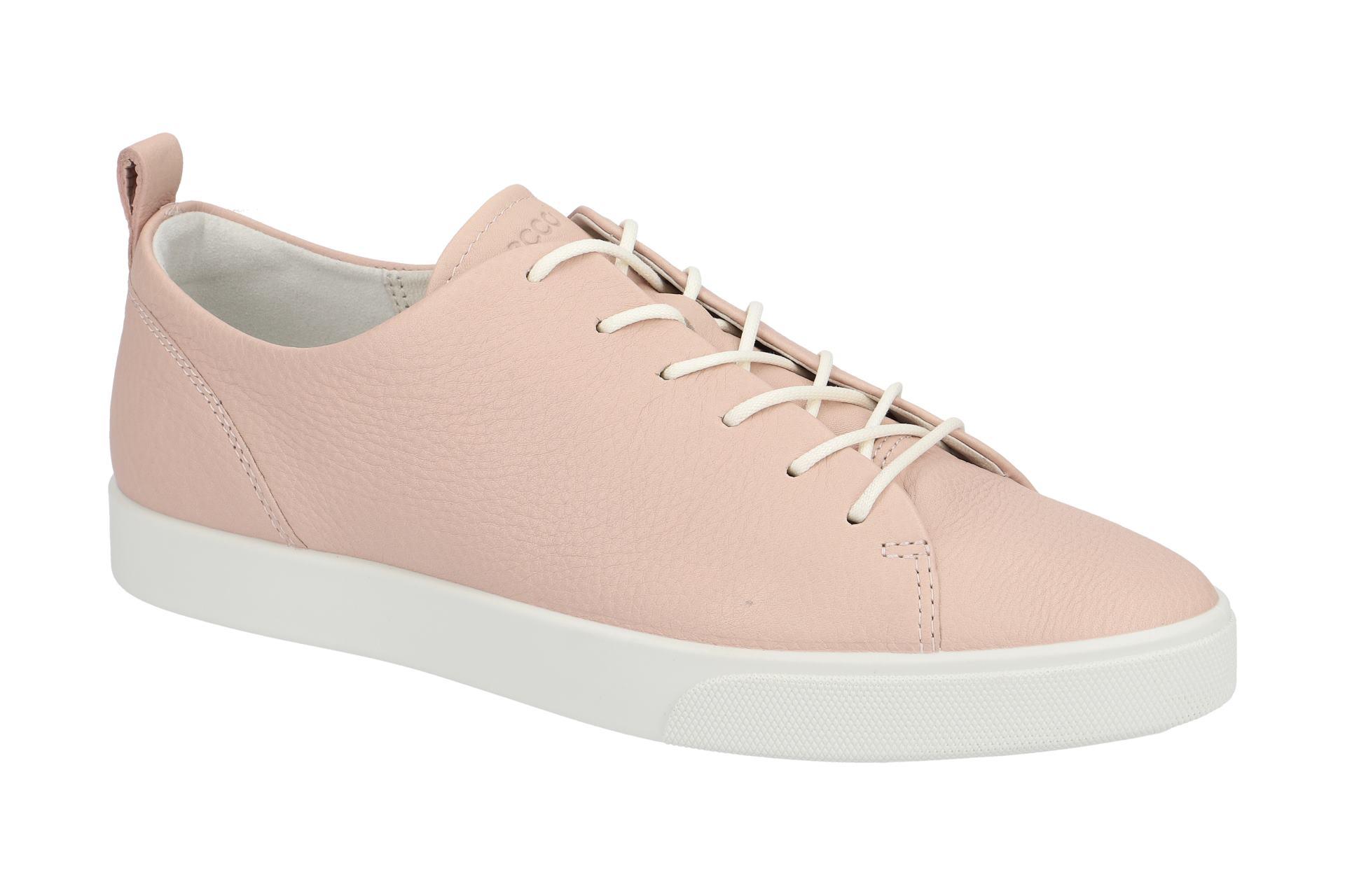 2ea1effbbca5b3 Ecco Schuhe GILLIAN pink Damenschuhe bequeme Schnür-Halbschuhe 28555301118  NEU