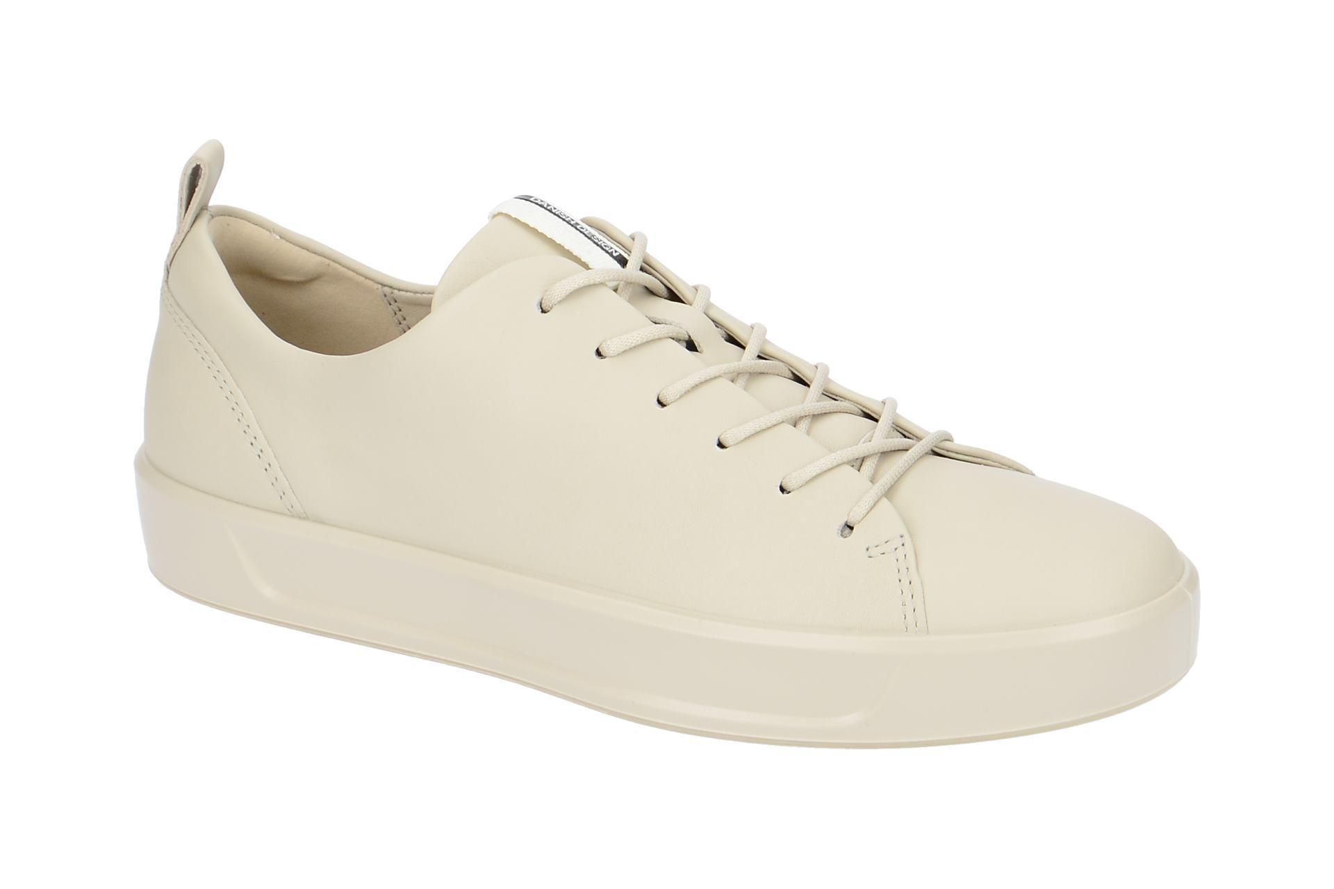 750f2f586b36 Ecco Schuhe SOFT 8 LADIES grau Damenschuhe Halbschuhe 44050301163 ...
