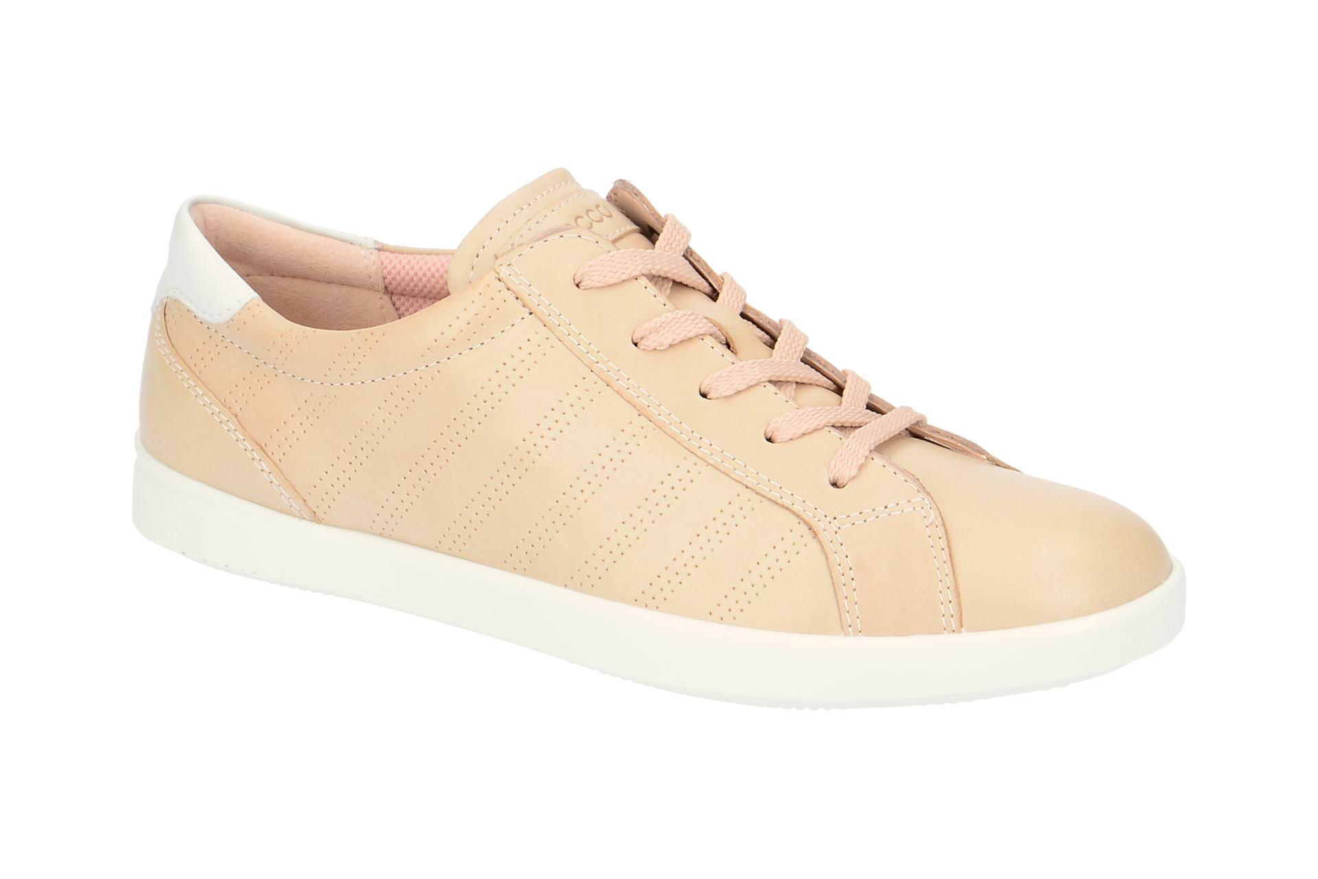 48c1ce01f0c4b5 Ecco Schuhe Damen Sneakers AIMEE rosa - Schuhhaus Strauch Shop