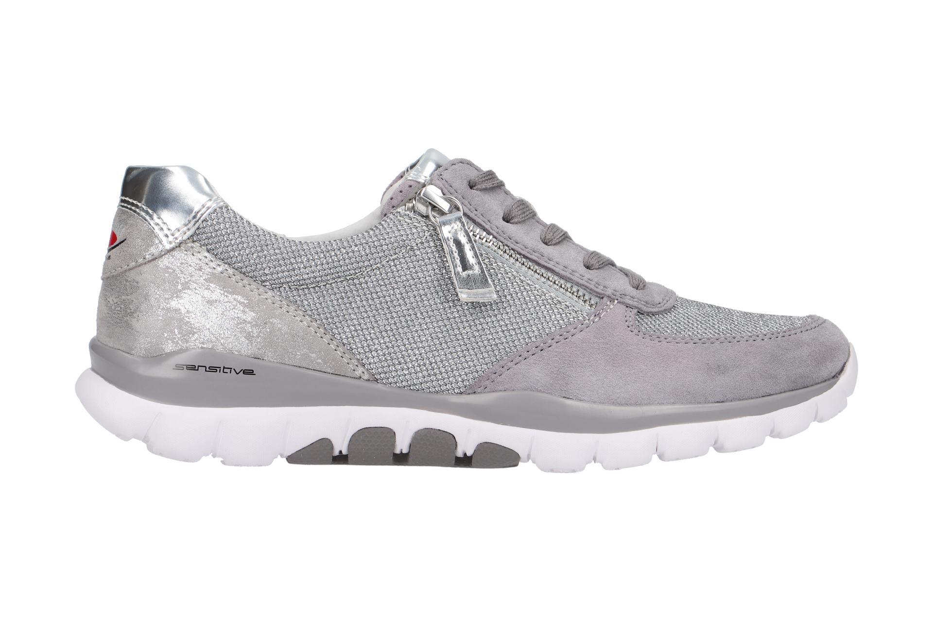 Gabor Schuhe 86.968 grau Damenschuhe Halbschuhe 86.968.15 NEU   eBay cfeab0d3ac