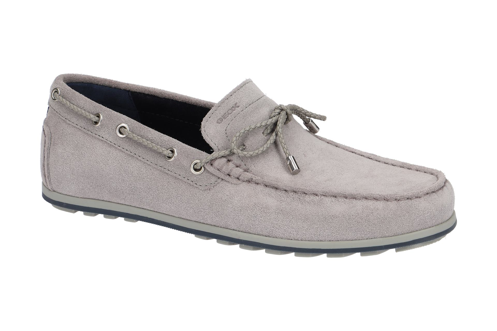 Geox Schuhe SNAKE MOC braun Herrenschuhe bequeme Slipper U7207F 00022 C6005 NEU | eBay