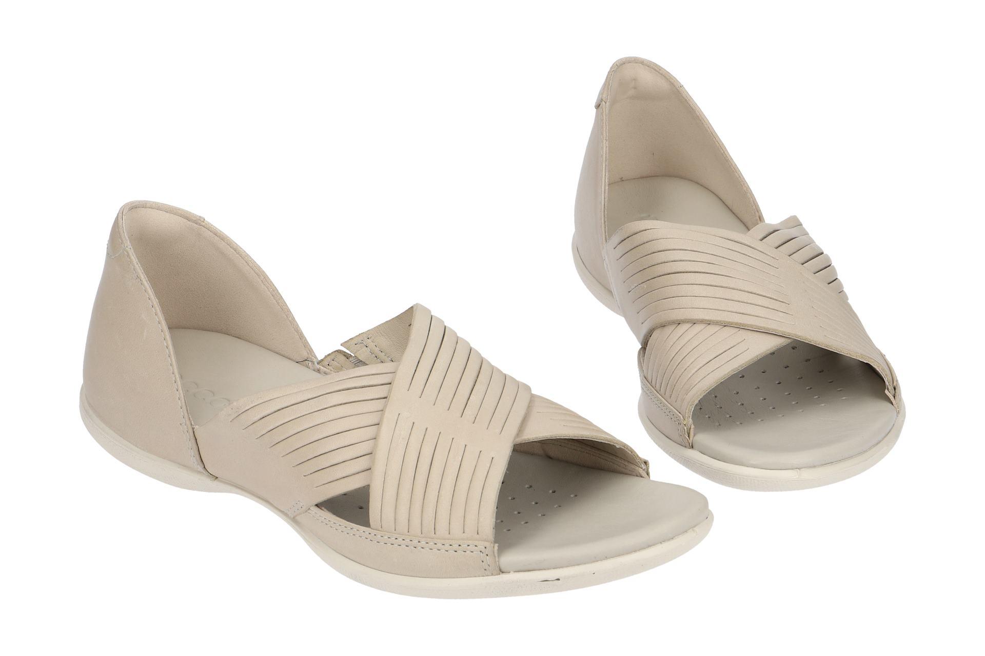 Ecco FLASH Sandalette für Damen in grau - 24390302163 Niedrig Versandkosten Günstig Online Neuankömmling KQJ3pvln