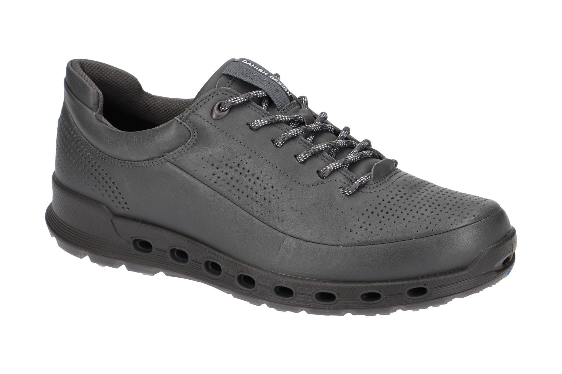 official photos dbc96 7e866 Details zu Ecco Schuhe COOL 2.0 grau Herrenschuhe Sneakers 84251456586 NEU
