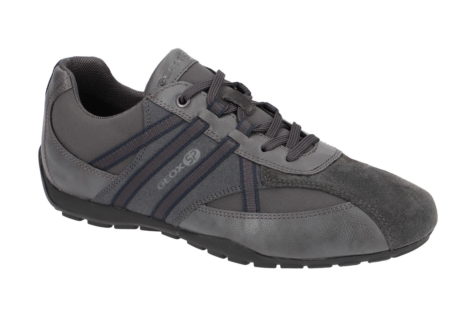 Grau Geox Shop Sneaker Strauch Herren Schuhe Ravex Schuhhaus uKJlcTF13