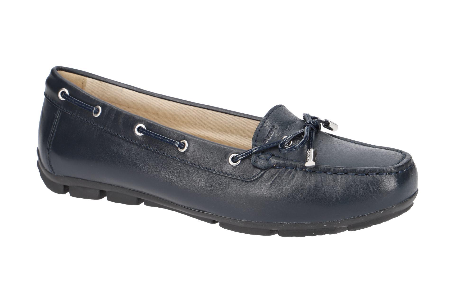 Marva Schuhe Geox Blau C4064 D7243a Slipper Neu Damenschuhe Bequeme Details 00043 Zu EoexWQdBrC