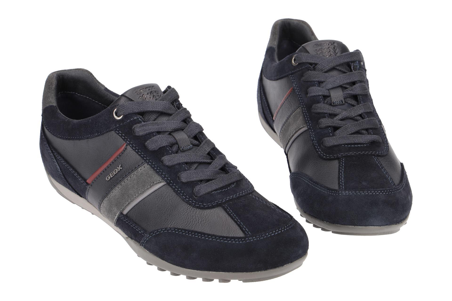 Geox U52T5C 022ME Sneakers Man Herren Schuhe (Trainers) in