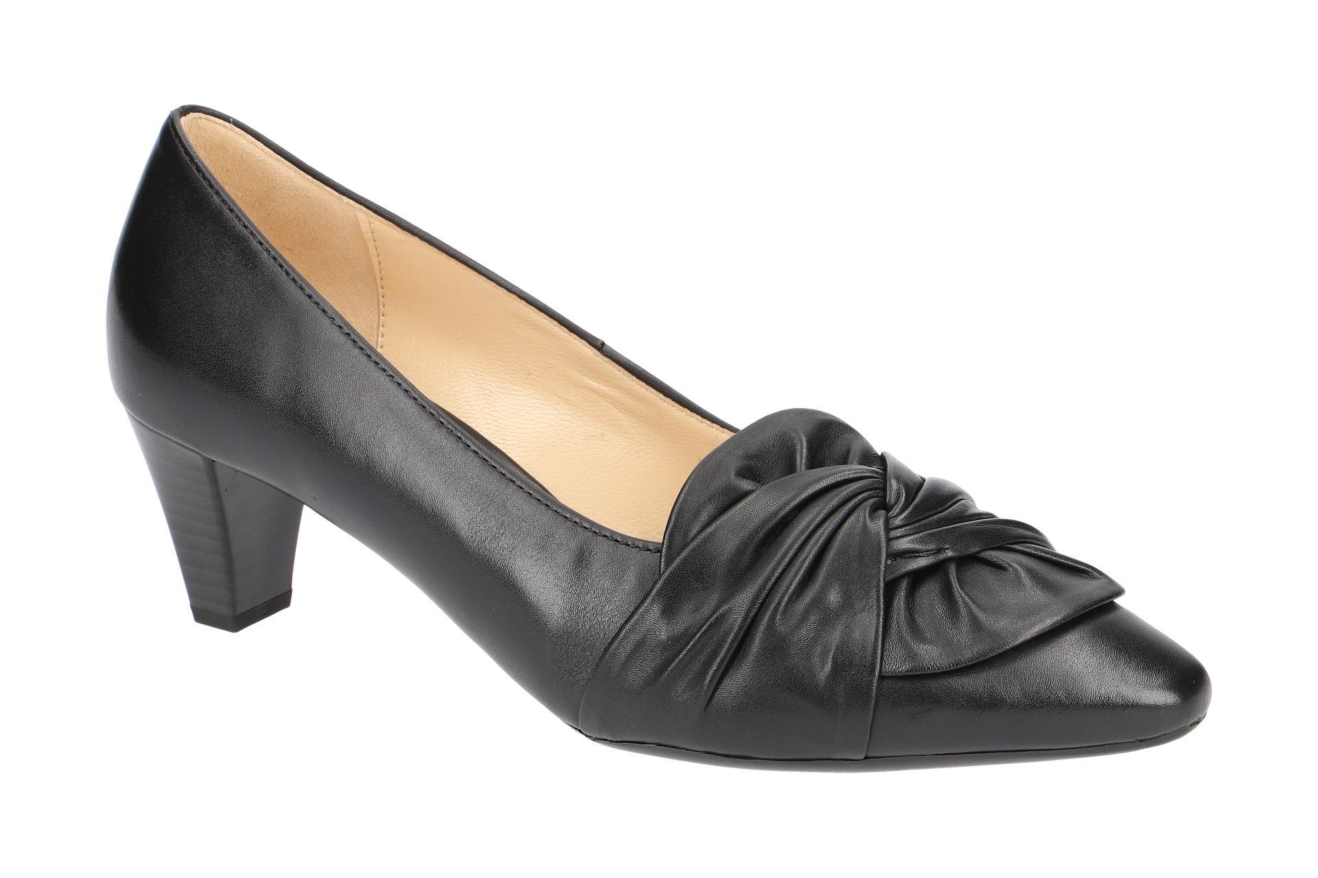 Details zu Gabor Schuhe 95.149 schwarz Damenschuhe Pumps 95.149.27 NEU