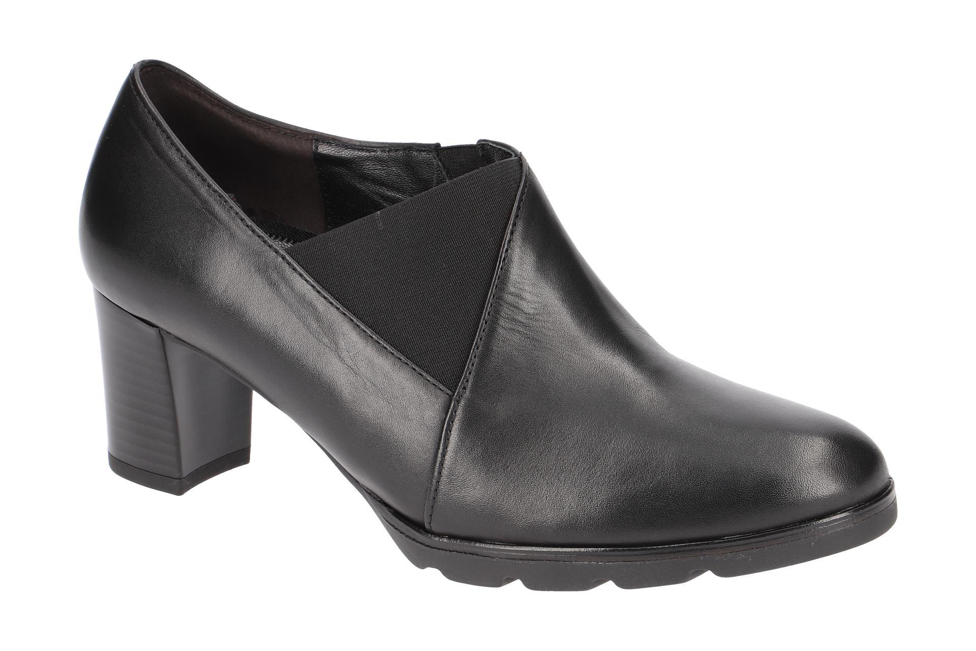 Slipper 102 Elegante Zu Neu Gabor Damenschuhe 92 57 Milano Details Schwarz Schuhe 0PX8nkNwO