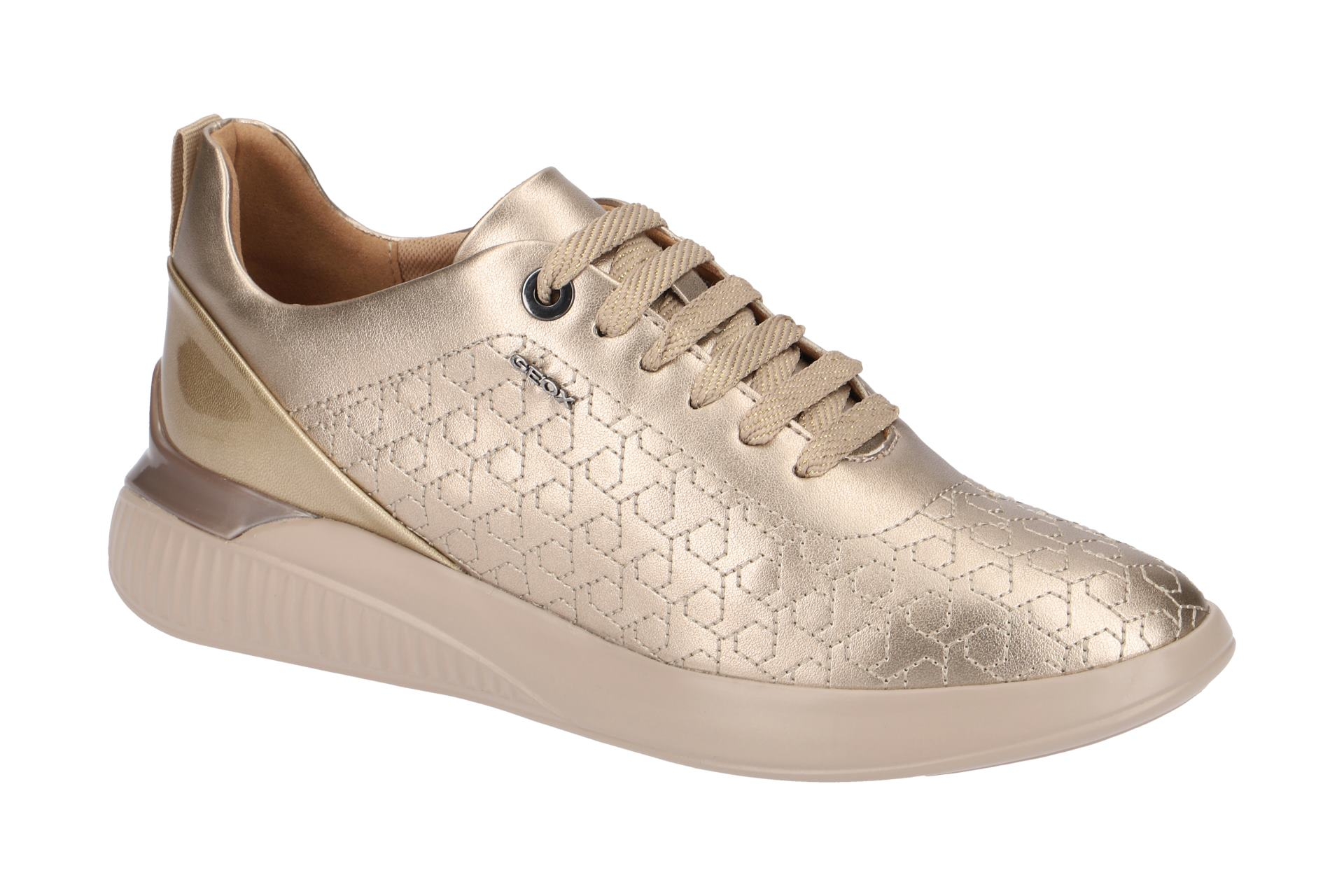 Geox VEGA Damenschuhe Sneaker blau NEU Halbschuhe