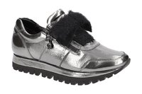 K&S Flow Schuhe grau metallic Sneakers