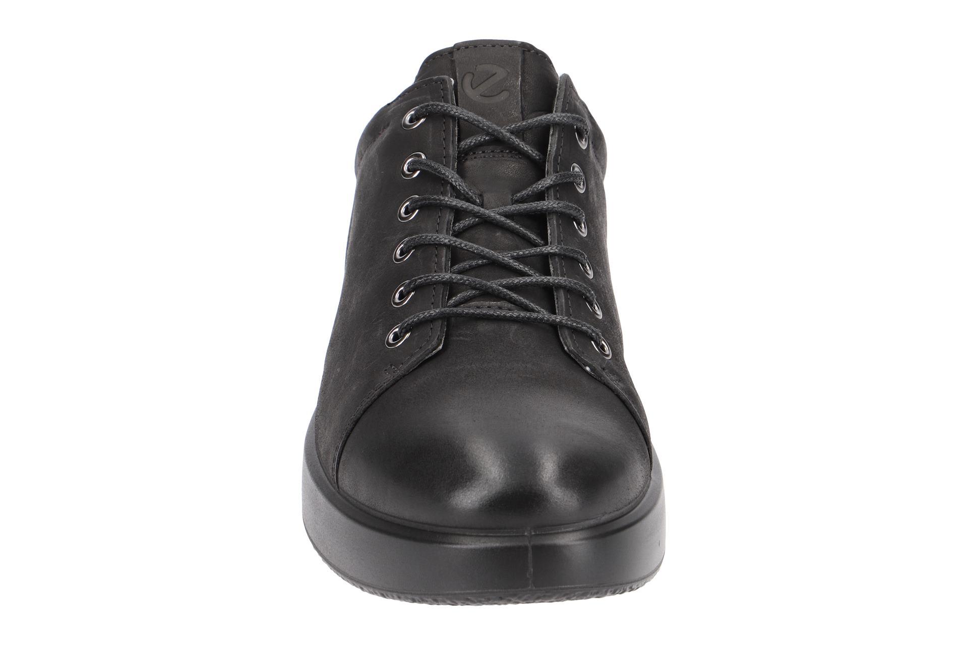 Details zu Ecco Schuhe CORKSPHERE 1 MENS schwarz Herrenschuhe 27120401001 NEU