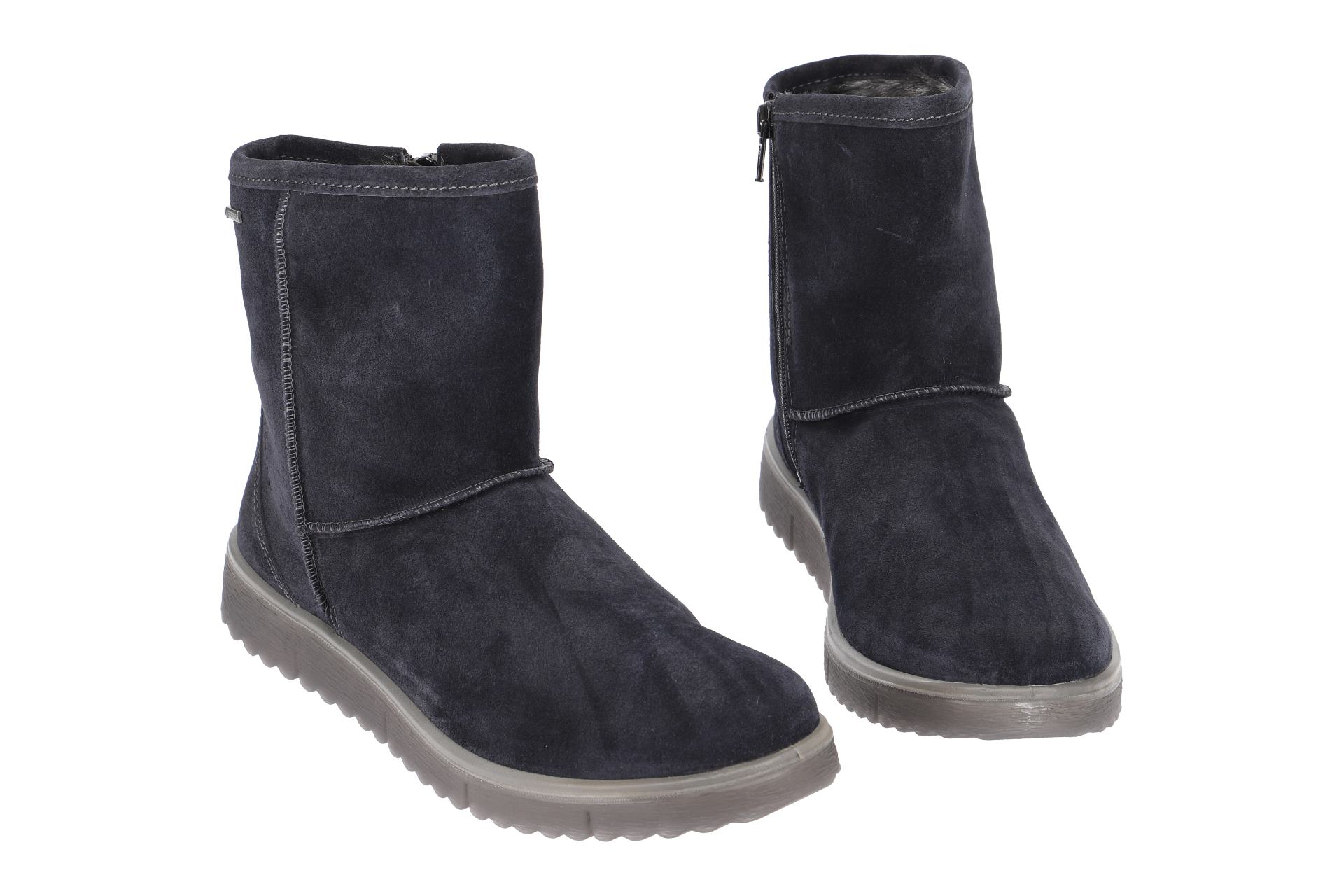 best loved hot sales performance sportswear Details zu Legero Schuhe CAMPANIA blau Damenstiefel Winterstiefel  3-00654-80 NEU