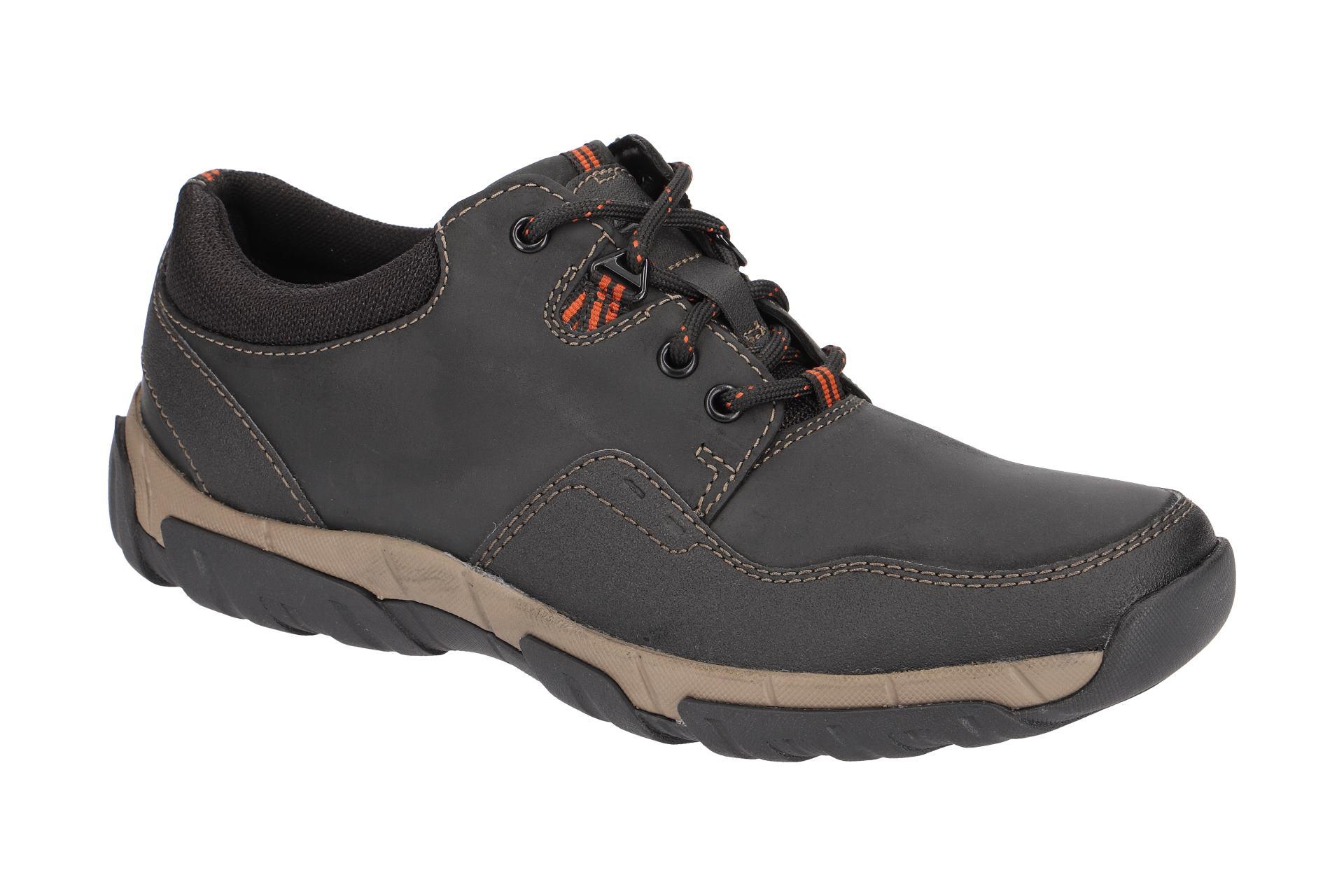 Clarks Schuhe WALBECK EDGE II schwarz Herrenschuhe 26138656 7 NEU   eBay 3e5973c5af