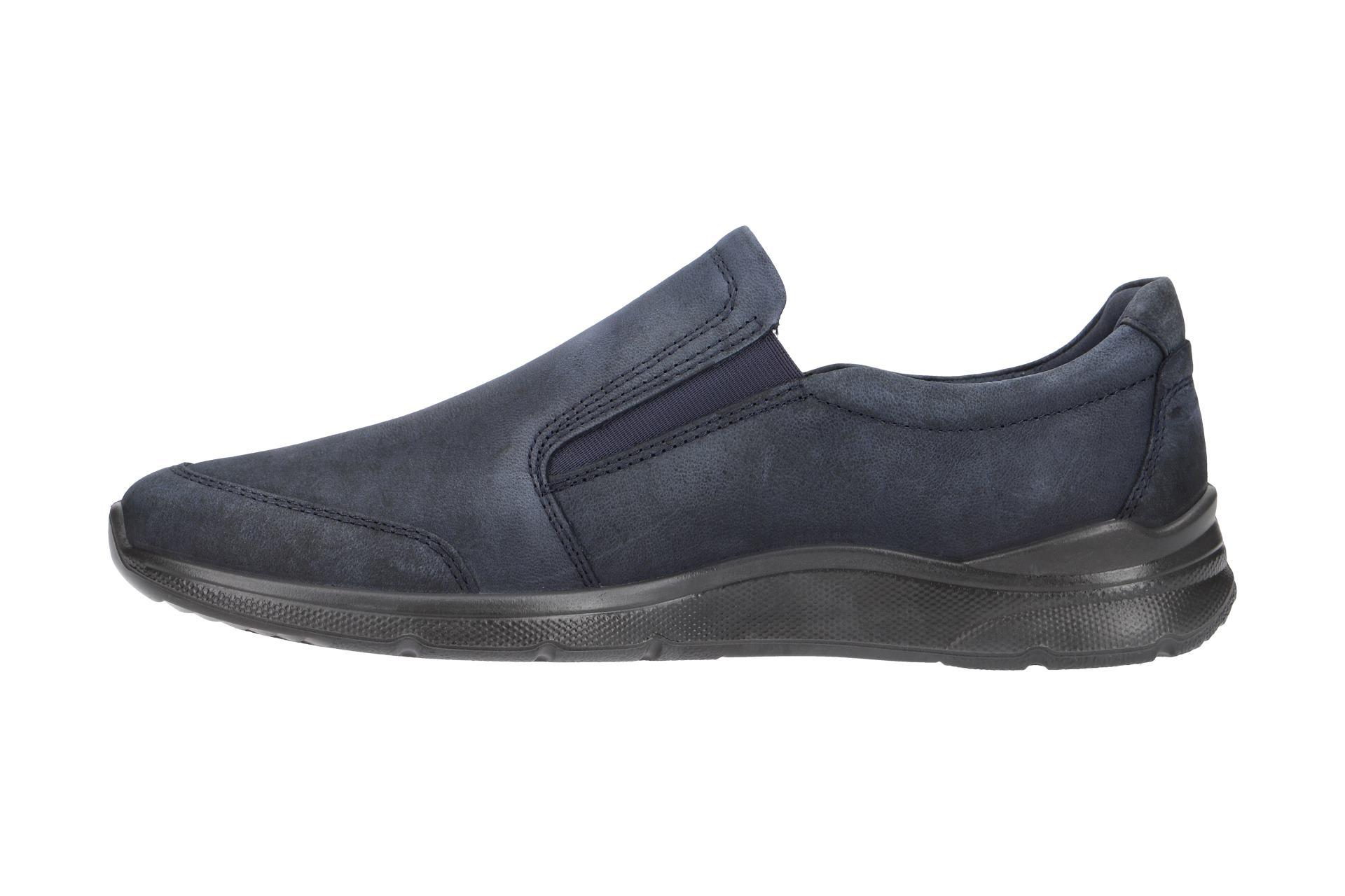 Schuhe Irving 51168402038 Slipper Blau Ecco Sportliche Herrenschuhe cj54R3qAL