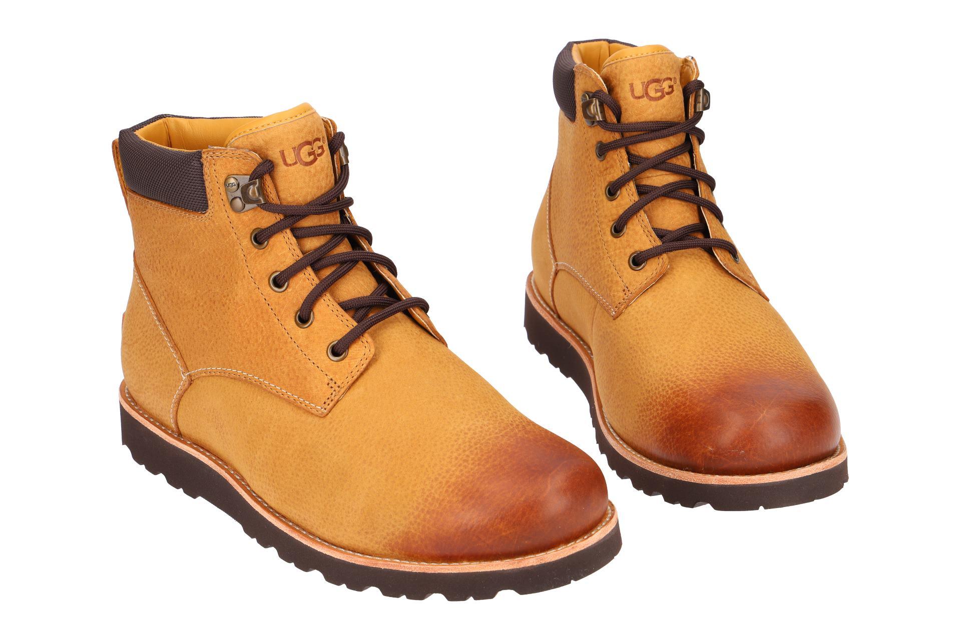 Details zu UGG Schuhe M SETON TL braun Herrenstiefel 1094390 whea NEU