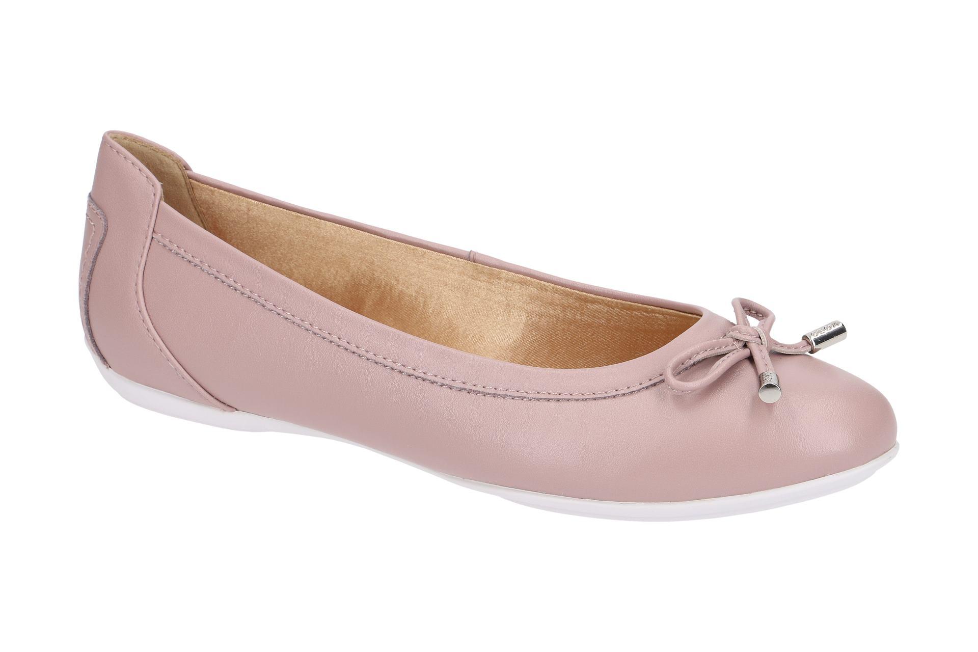 de2e006a8bc53 Geox Charlene Ballerinas rosa D84Y7A - Schuhhaus Strauch Shop