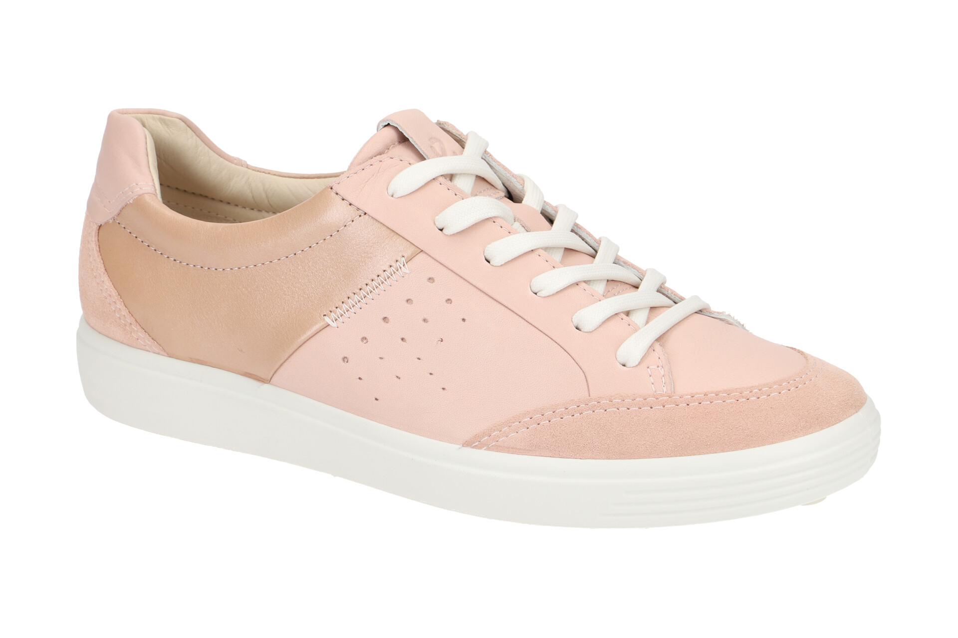 76d9f312ac2d18 ecco Soft 7 Schuhe rosa Sneakers - Schuhhaus Strauch Shop