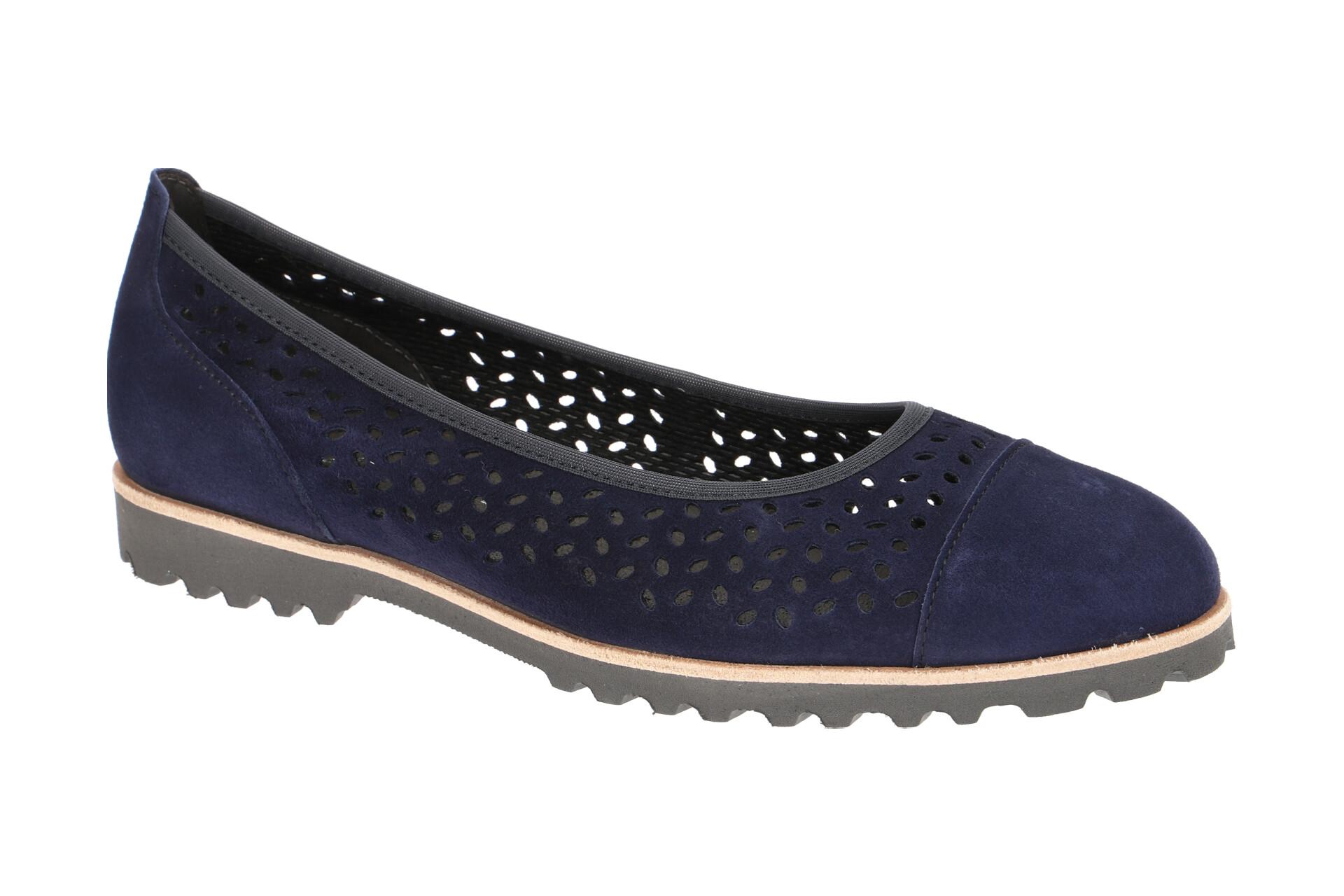 weltweit versandkostenfrei Gabor Schuhe 23.108 blau