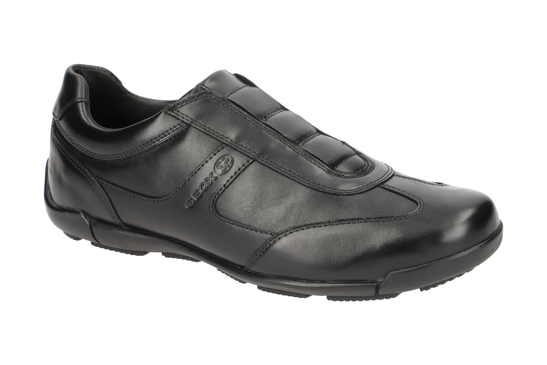 Details about Geox Schuhe EDGWARE schwarz Herrenschuhe elegante Slipper U923BB 043BC C9999 NEU