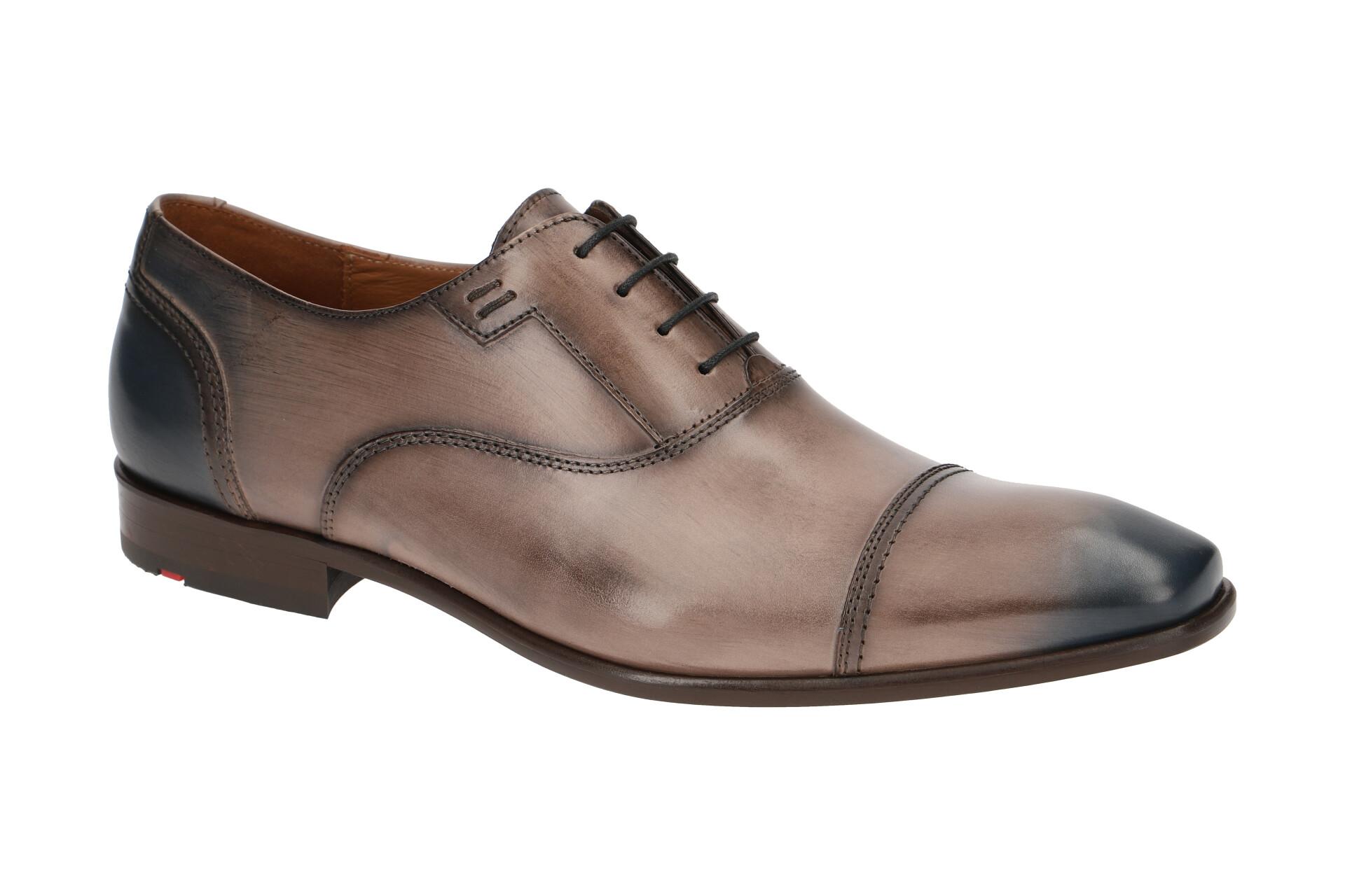 wholesale dealer 50dc9 52852 Details zu LLOYD Schuhe LEEDS grau Herrenschuhe elegante Halbschuhe  19-154-02 NEU