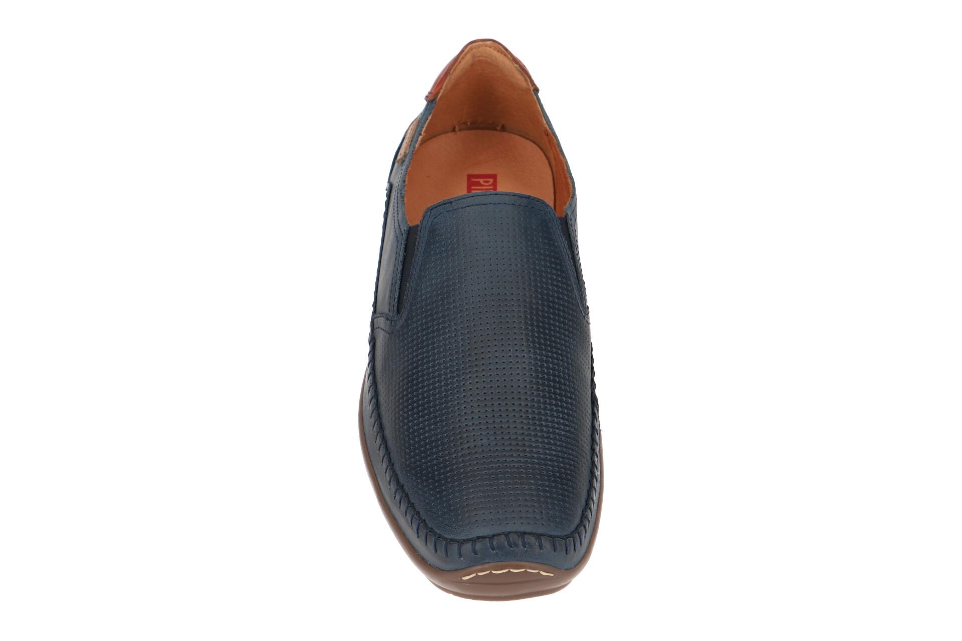 oben Herrenschuhe RICO PUERTO Schuhe Pikolinos bequeme braun