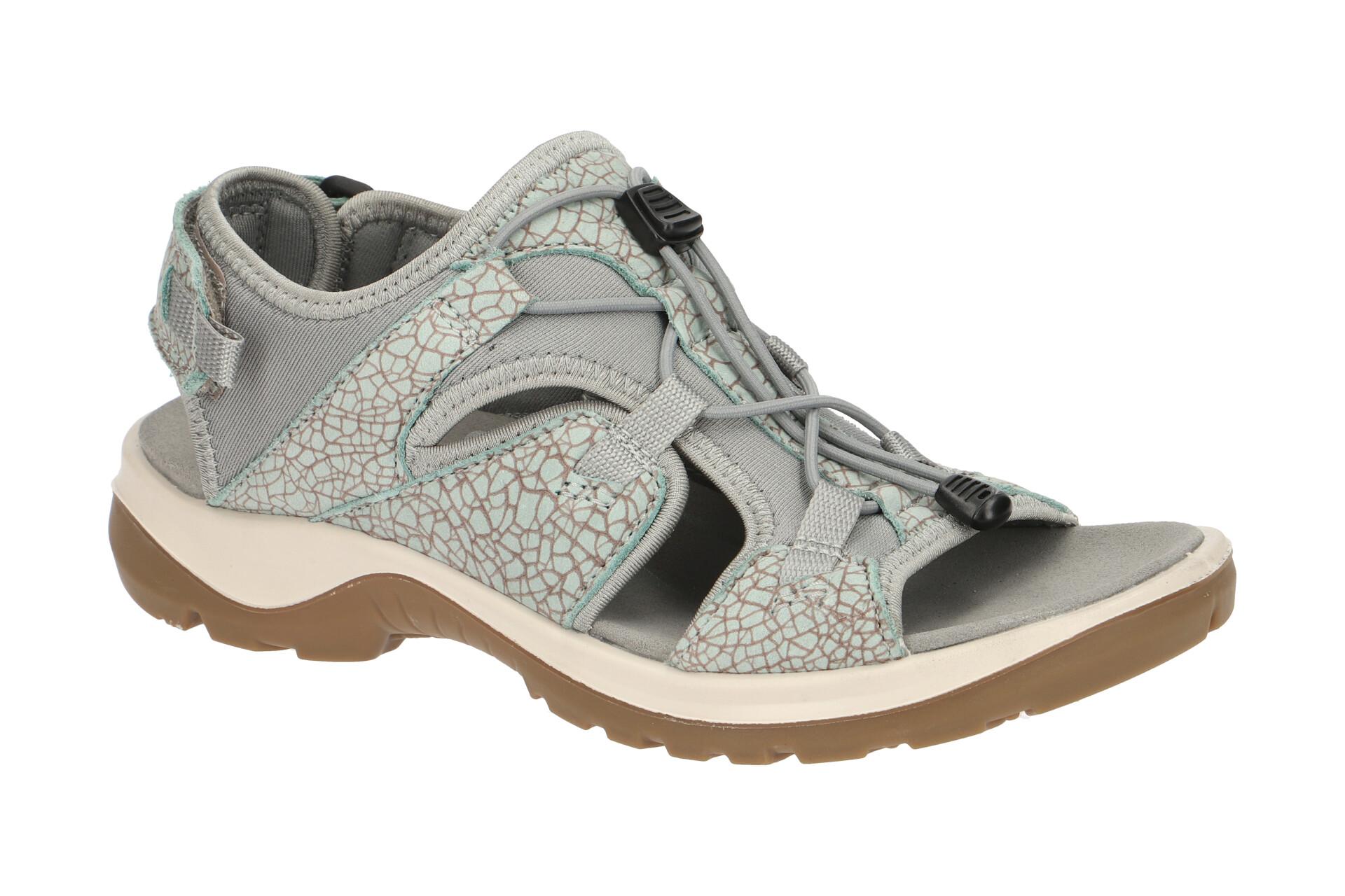 Ecco Schuhe Grün Outdoor Zu 82214351340 Sandaletten Sandale Details Damen Offroad Trekking m0wv8Nn
