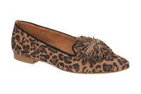 Paul Green Schuhe Slipper braun Leo 2376
