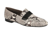 Paul Green Schuhe Slipper grau mamba 2462