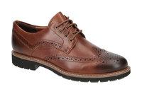 newest 6dfe0 551c2 Clarks Batcombe Wing Schuhe braun Budapester