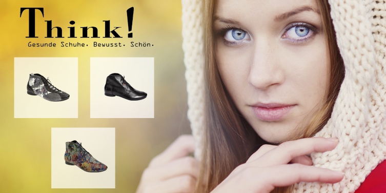 Think Guad - Damenschuhe