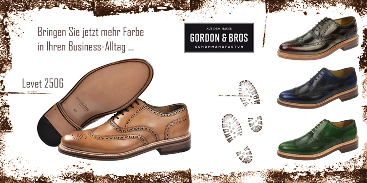 Gordon Bros - Herrenschuhe