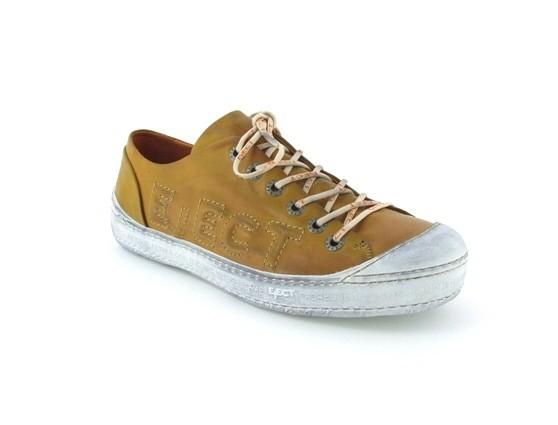 Eject Dass Branco Schuhe E-11843 Sneakers gelb