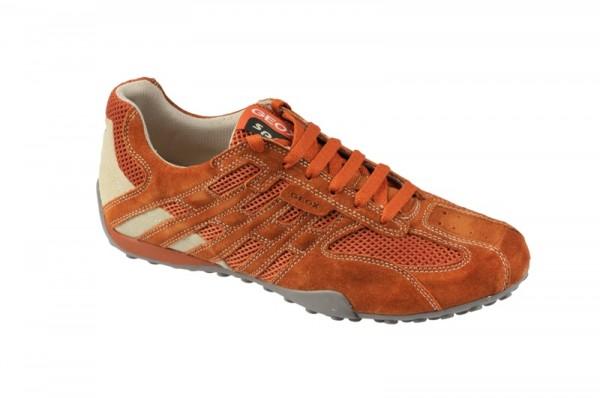 Geox U6107R 02214 C0437 Snake orange