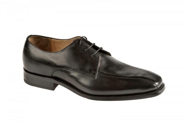 Gordon & Bros 3239 Schuhe schwarz rahmengenäht