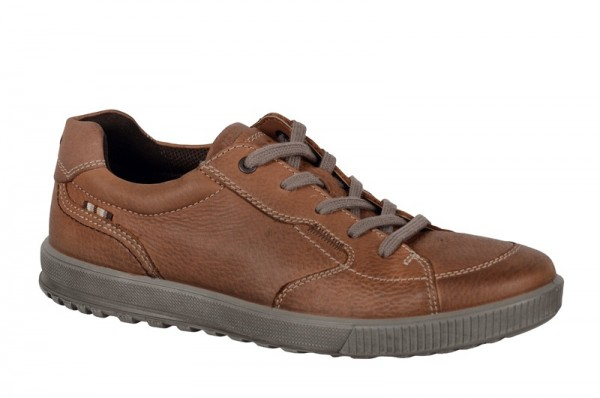 Ecco Bradley Schuhe in cognac braun 534004 57525