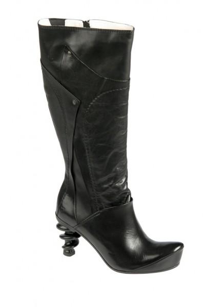 Tiggers Mayra SE7 Stiefel schwarz Lederfutter