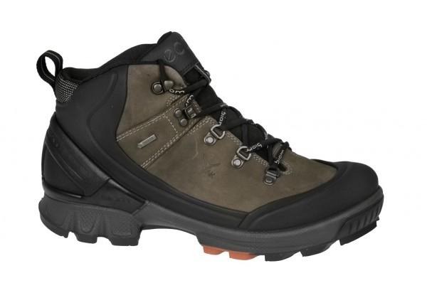 Ecco Biom Hike 1.3 Stiefelette schwarz grau - Gore-Tex