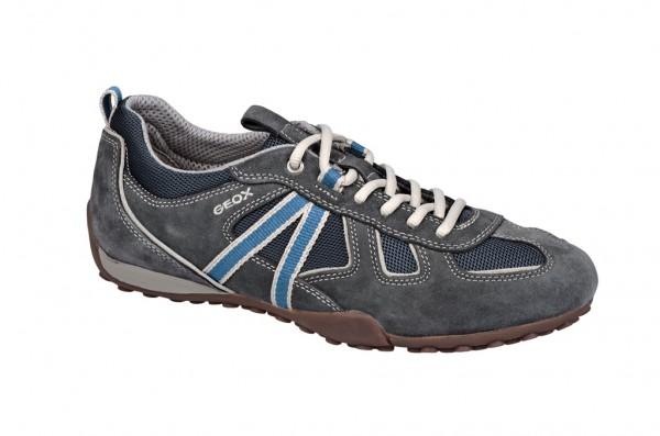 Geox Snake Y Schuhe in grau Sneakers U3207Y